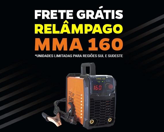 MMA 160 Frete Grátis Relâmpago