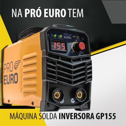 Máquina de Solda Inversora GP 155