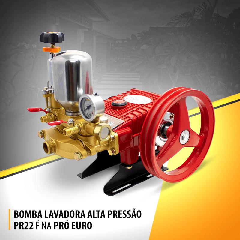 Bomba Lavadora Alta Pressão Pr22