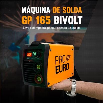 Pro Euro Semana do Soldador GP 165a