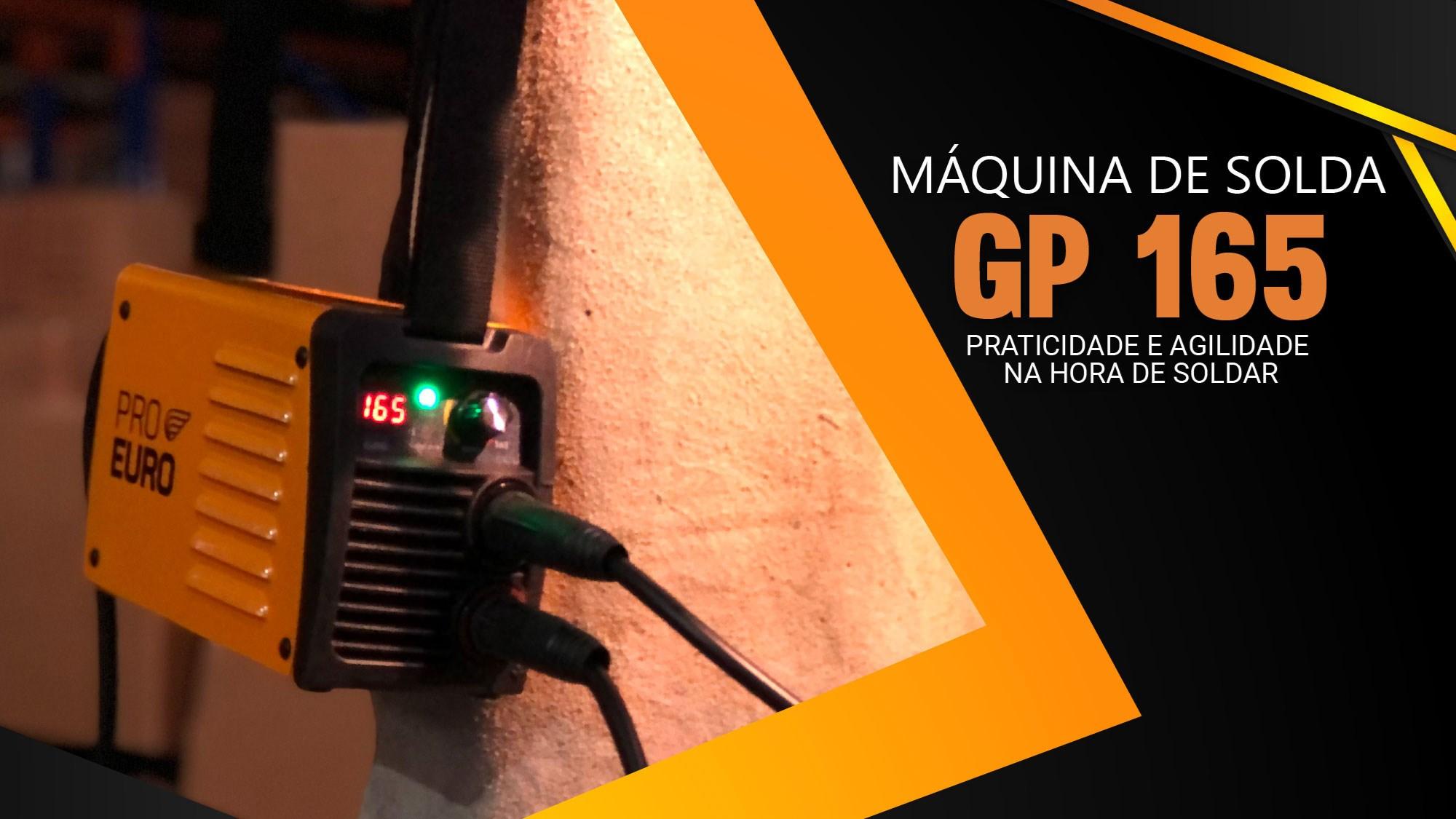 GP 165 - Pró Euro