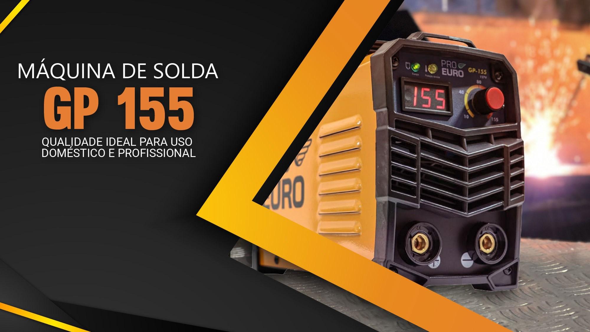 GP 155 - Pró Euro