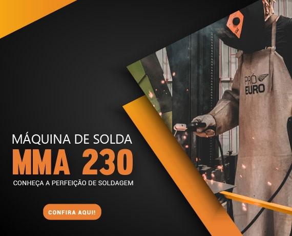 Máquinas de Solda MMA 230 Pró Euro
