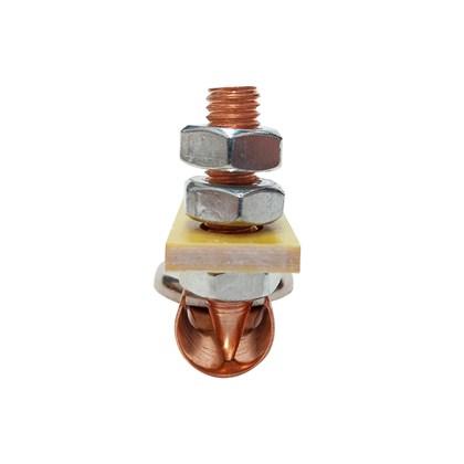 Aterrador magnetico para soldas eletricas