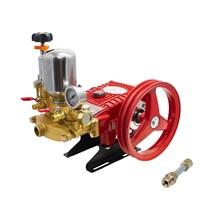 Bomba lavadora alta pressão pr22 + esguicho com regulagem tipo wayne 13cm lavacao auto