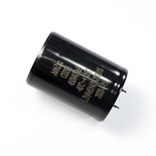 Capacitor eletrolitico 470uf 450v snap in 35x50mm (dxh)