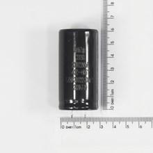 Capacitor eletrolitico pro euro 2200uf x 200v 30mm x 60mm 105°c
