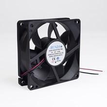 Cooler pro euro 80x80x25mm 24v 0,2a