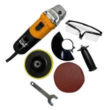 Esmerilhadeira Angular Lixadeira Disco Corte Desbaste 720w 127V