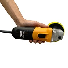 Esmerilhadeira angular profissional pró euro 720w220v