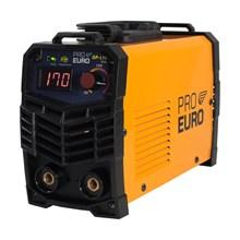 Kit maquina solda inversora pro euro gp 170 mod 2020 bivolt + 500g eletrodo 6013 3,25mm