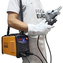 Máquina de solda inversora bivolt 170a - pró euro