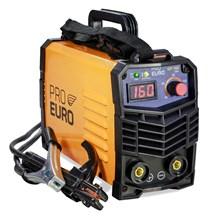 Máquina de solda inversora gp 160amp 220v pró euro