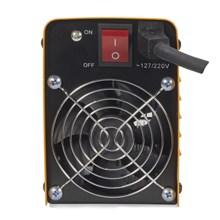 Máquina de solda inversora gp 165a bivolt pró euro + máscara automática