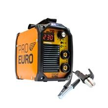 Máquina de solda inversora mma 230amp 220v pró euro