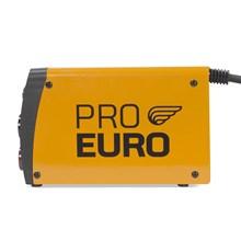 Maquina solda inversora gp 165 bivolt pro euro + esmerilhadeira 220v + luva de couro