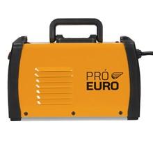 Maquina solda inversora gp 170 bivolt mod 2020 pro euro + esmerilhadeira 110v + luva de couro