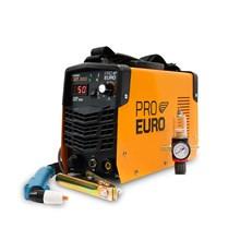 Semi novo - máquina corte plasma cut 50a 220v pró euro