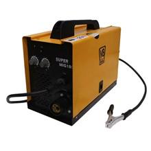 Semi novo - máquina de solda tig mma 180a 220v v8 brasil