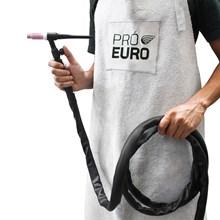 Tocha Seca Pró Euro Para Inversora TIG WP17 3.5M Conexão 13MM